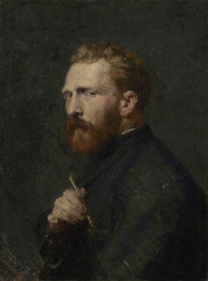 John Peter Russell, Vincent van Gogh, 1886, Vincent Van Gogh Museum, Amsterdam